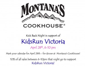 Kick Back Night in support of