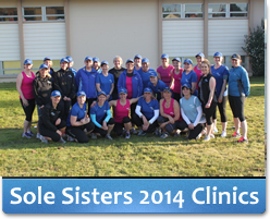 2014 Sole Sisters Registration