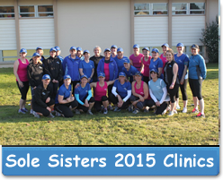 2015 Sole Sisters Registration